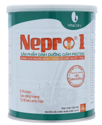 Sản phẩm dinh dưỡng giảm protein NEPRO 1